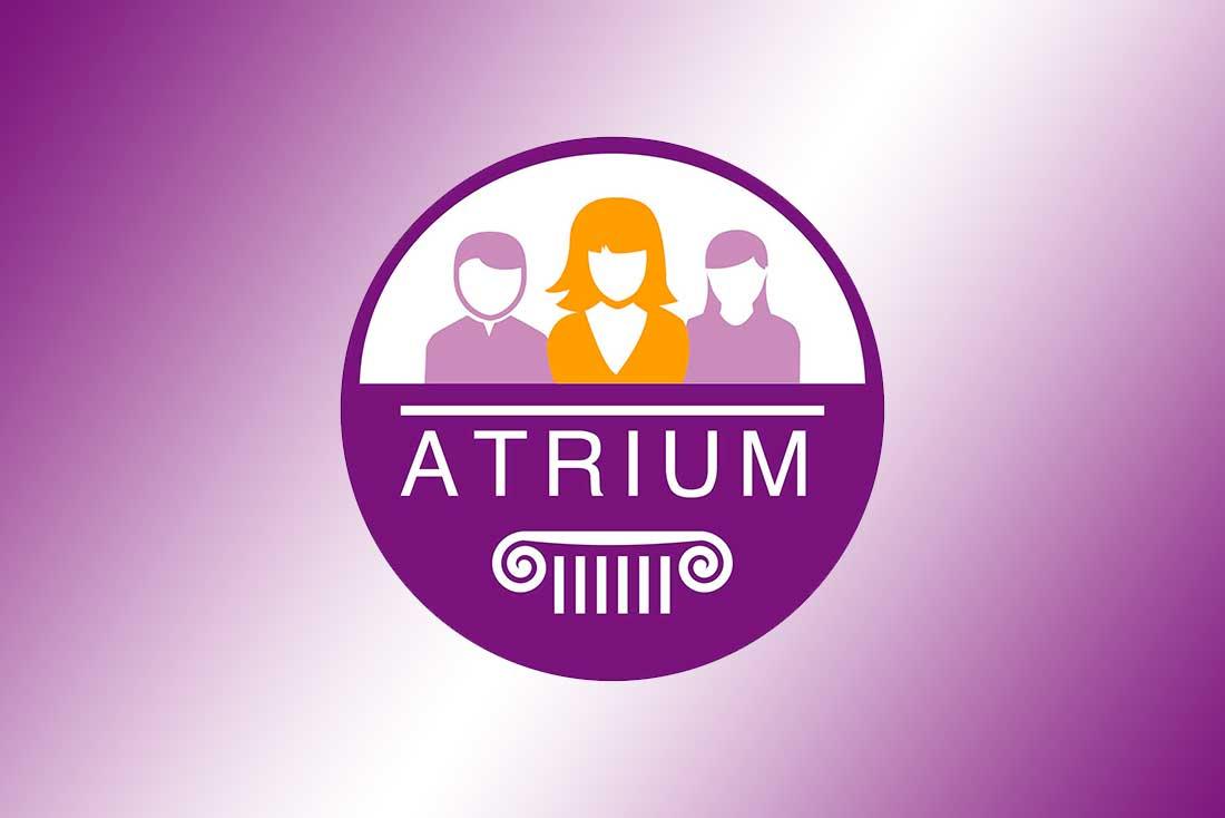 Logotipo ATRIUM