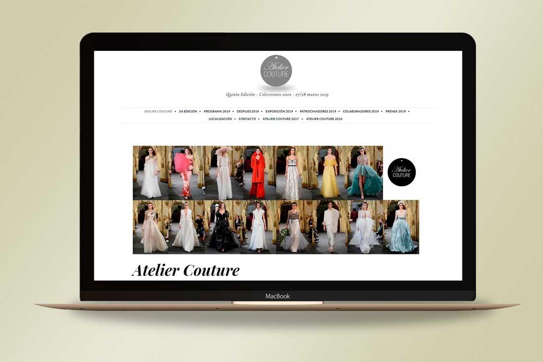 Atelier Couture 5ª Edición