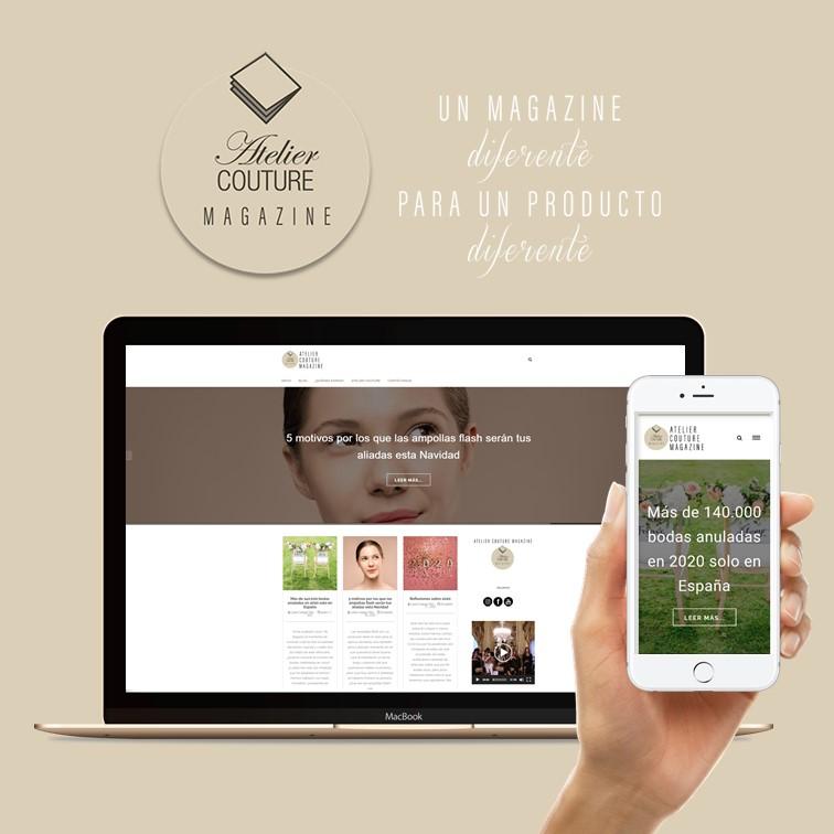 Atelier Couture Magazine
